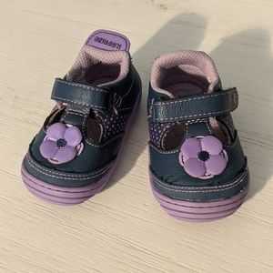 Surprize by Stride Rite Size 3 Infant Mary Jane's